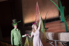 """Alice Fuder - """"Der kleine Rosenkavalier"""", Philharmonie Berlin. Foto: Monika Rittersbach"""