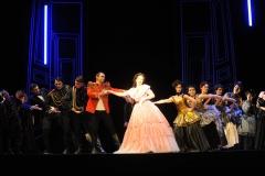 """Alice Fuder - Adele in """"die Fledermaus"""", Stadttheater Bremerhaven. Foto: Heiko Sandelmann"""