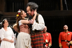 "Alice Fuder - Gianetta in ""L'elisir d'amore"", Volkstheater Rostock. Foto: Dorit Gätjen"